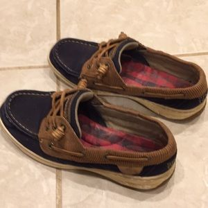 Used sperry top-sider shoes size 7,5 M